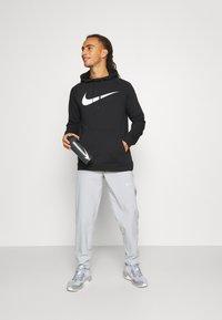 Nike Performance - Sweat à capuche - black/white - 1