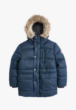 Zimní kabát - blue