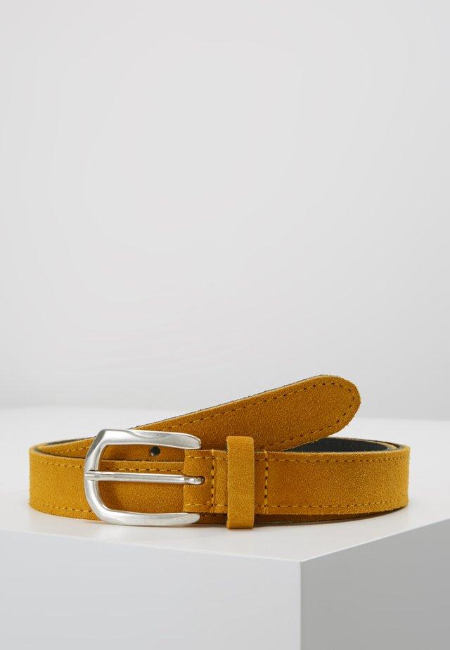 Belt - ocker