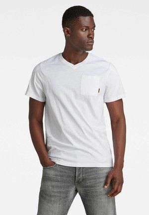 CARGO SPORT - T-shirt basic - white