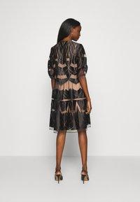 Alberta Ferretti - DRESS - Cocktail dress / Party dress - black - 2