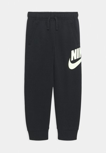 CLUB - Teplákové kalhoty - black