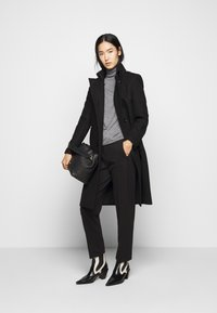 DRYKORN - HARLESTON - Classic coat - black - 1