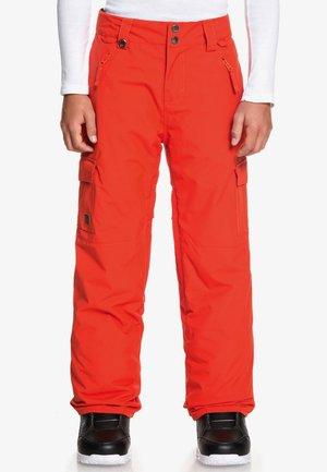 PORTER EQBTP - Snow pants - poinciana