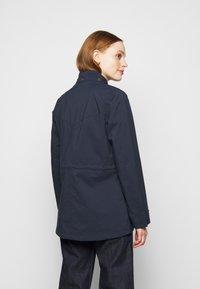 Barbour - CLYDE JACKET - Short coat - navy - 3