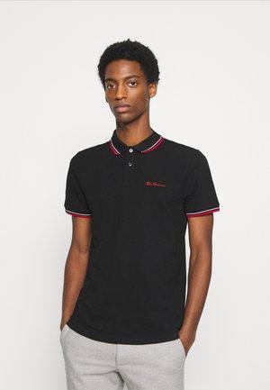 SIGNATURE - Polo shirt - black