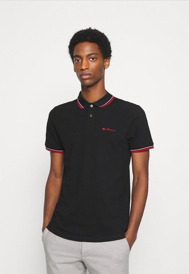 Ben Sherman - SIGNATURE - Polo shirt - black