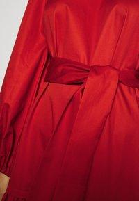 IVY & OAK - ANKLELENGHT - Maxi dress - pumkin - 4