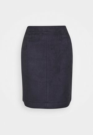 Mini skirt - marine