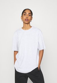 adidas Originals - T-shirts - grey - 0