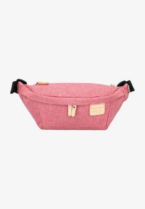 HAMA - Bum bag - berry