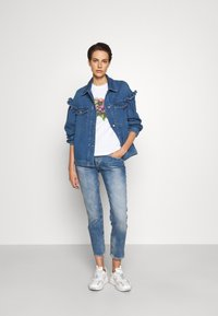 AG Jeans - EX BOYFRIEND - Slim fit -farkut - blue denim - 1