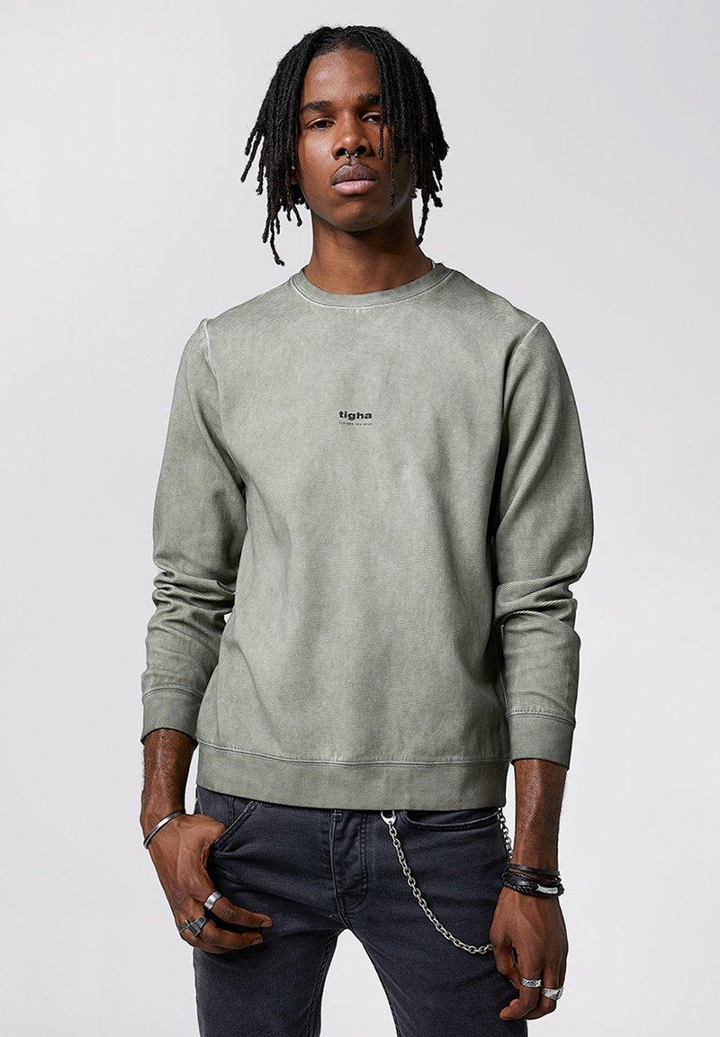 Tigha - CARLO - Sweatshirt - mint