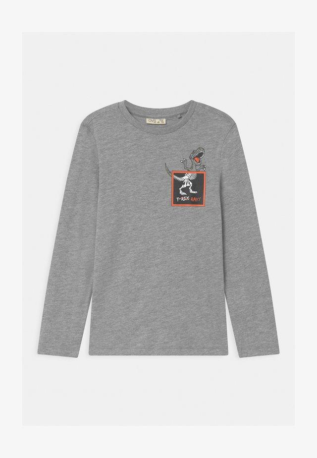Camiseta de manga larga - silver sconce
