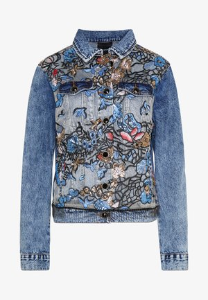 BROOKLYN - Denim jacket - denim medium wash
