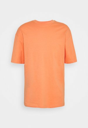 JORBRINK TEE CREW NECK - T-Shirt basic - shell coral