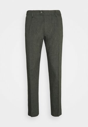 CARE - Trousers - mottled olive