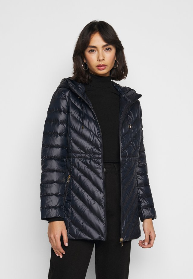 ANORAK COAT - Dunkappa / -rock - navy