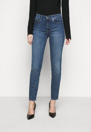 ROXANNE - Jeans Skinny Fit - mid blue