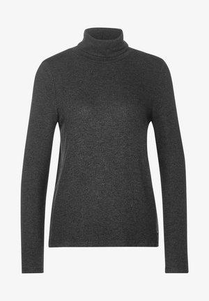 Long sleeved top - grau