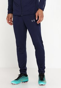 Under Armour - CHALLENGER KNIT WARM-UP - Træningssæt - midnight navy/graphite - 2
