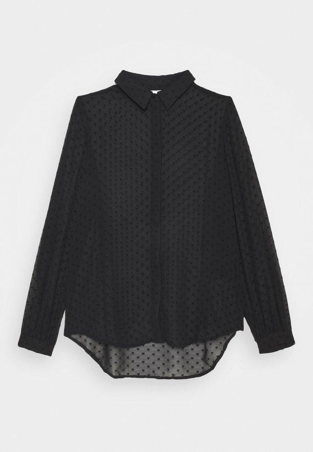 VIMOSI - Skjorte - black
