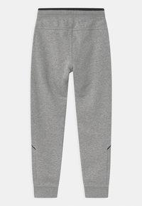 BOSS Kidswear - BOTTOMS - Pantalon de survêtement - mottled grey - 1