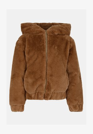 TASMIN  - Zimní bunda - brown