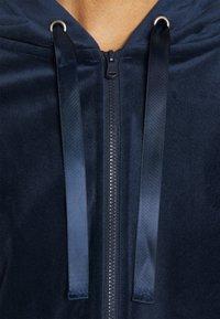Vero Moda - VMATHENA - Zip-up hoodie - navy blazer - 5