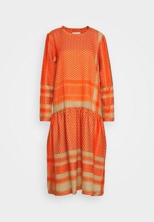 JOSEFINE - Day dress - orange