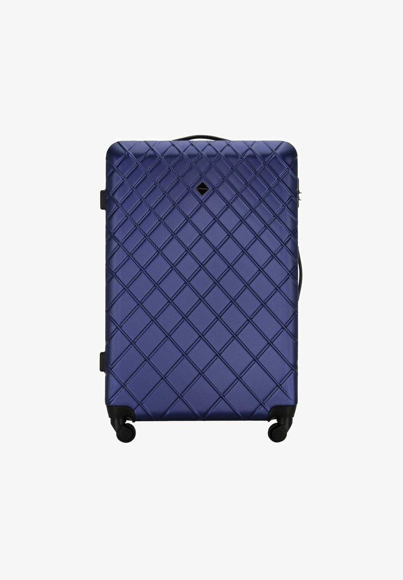 Wittchen - Wheeled suitcase - dunkelblau
