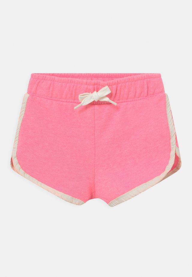 TODDLER GIRL DOLPHIN - Shorts - neon pink rose
