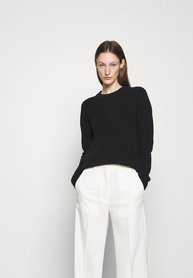 MARIE - Pullover - black