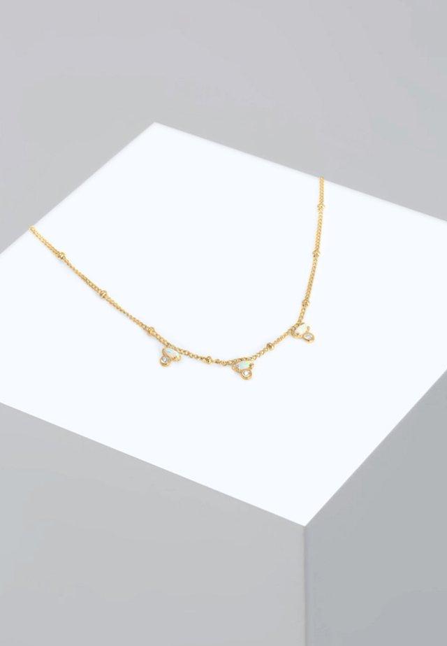 VINTAGE - Necklace - gold
