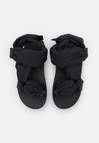 Red V - Platform sandals - nero - 4