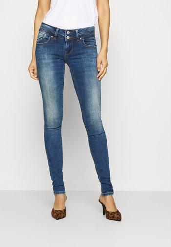 JULITA - Skinny džíny - blue denim