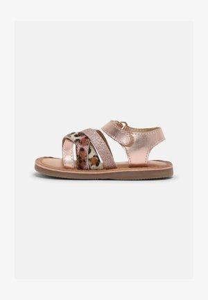 WARREN - Sandals - leopardo