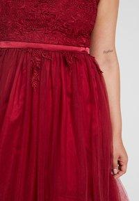 Swing Curve - DRESS - Koktejlové šaty/ šaty na párty - rot - 7