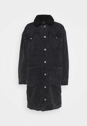 SIENNA JACKET - Short coat - black