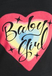 Jaded London - ONE SHOULDER TOP WITH BABY GIRL HEART GRAPHIC - Top - multi - 2