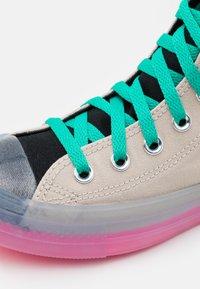 Converse - CHUCK TAYLOR ALL STAR CX - Baskets montantes - string/hyper pink/black - 5