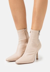 RAID - RUBINA - Classic ankle boots - nude - 0