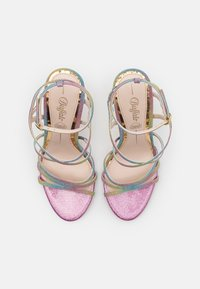 Buffalo - VEGAN RAVYN - High heeled sandals - rainbow - 4
