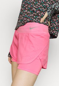 Nike Performance - ECLIPSE 2 IN 1 - Sports shorts - pink glow - 5