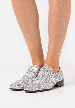 MARLON - Slippers - silver