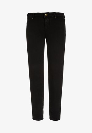 LA MILOU - Jeans Skinny Fit - clean black