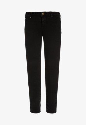 LA MILOU - Skinny džíny - clean black