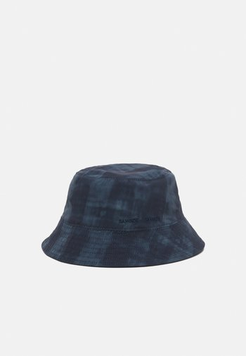 ANTON BUCKET HAT UNISEX - Klobouk - blue shibori