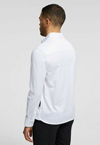 KARL LAGERFELD - Camicia elegante - white - 3