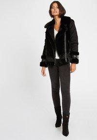 Morgan - Winter jacket - black - 1